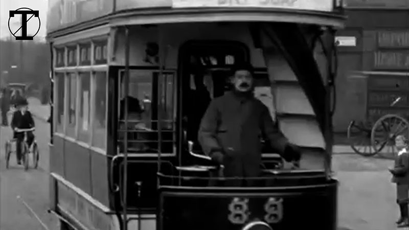 The Exciting History of Trams, by #AntiTram