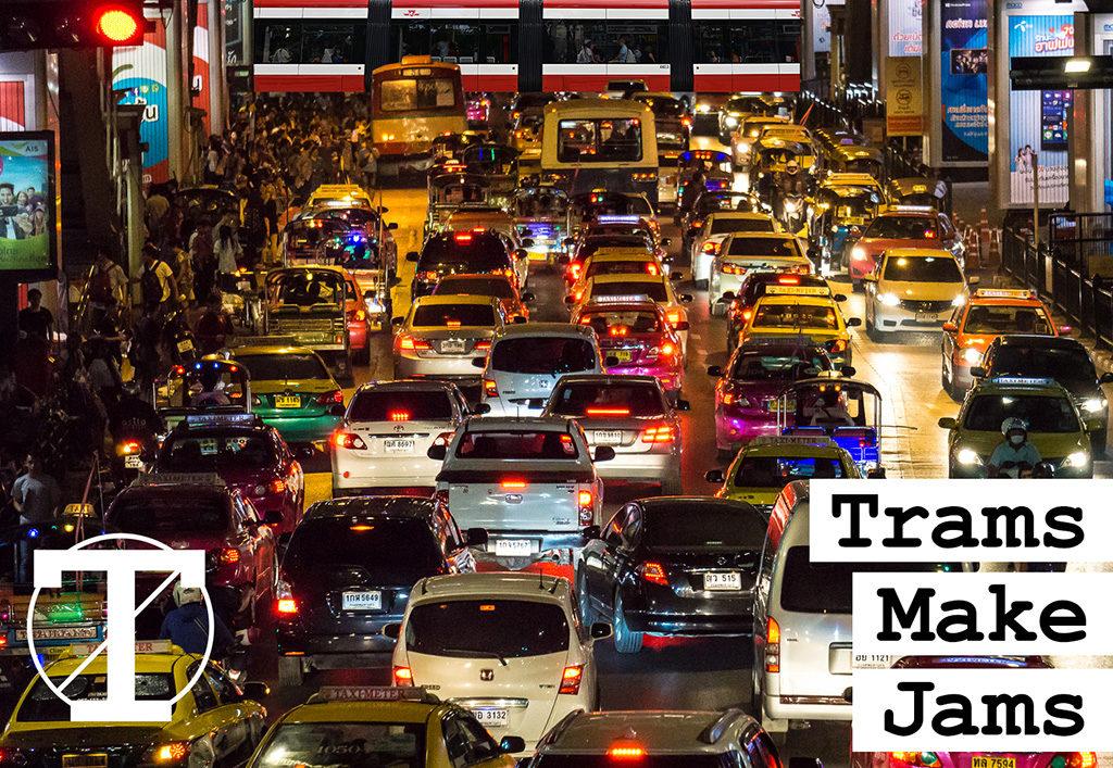 Trams Make Jams (1)