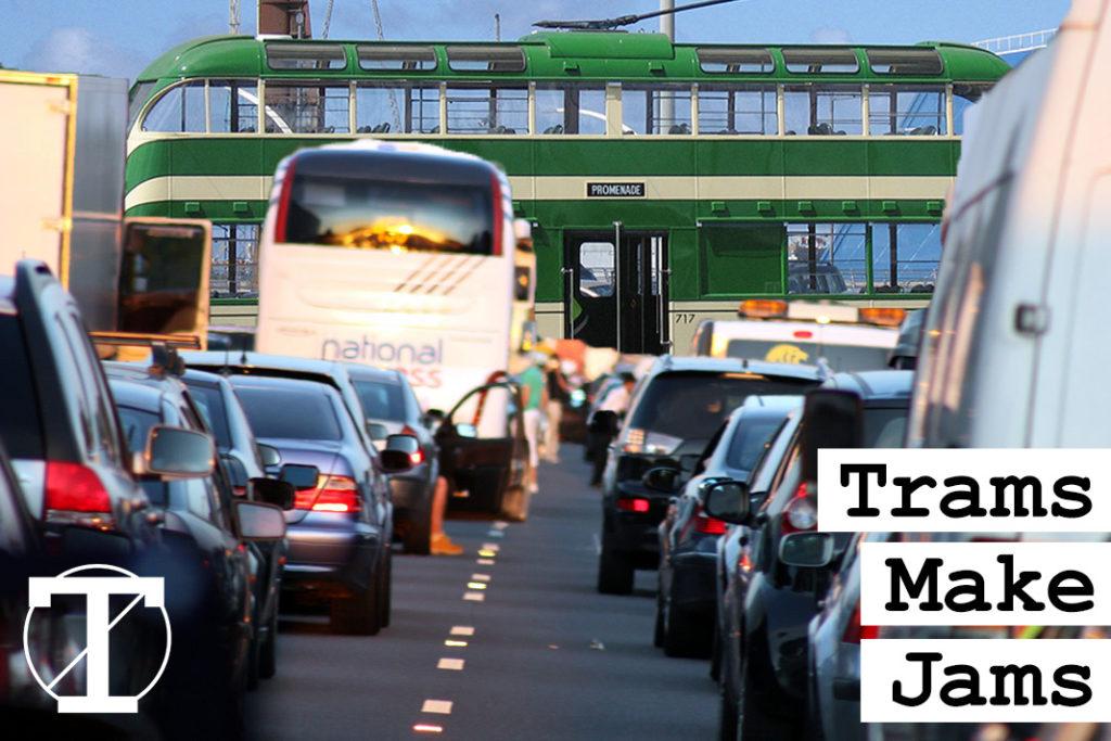 Trams Make Jams (2)